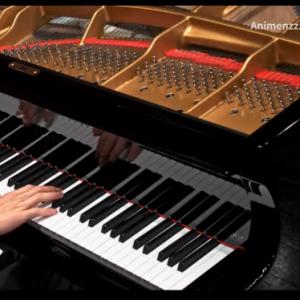 【Animenz】Angel Beats!久石让超热门串烧钢琴谱